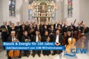 Neuer Termin für Jubiläumskonzert im Stadttheater steht