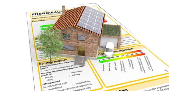 Aus 3 mach 1 - Neues Gebäudeenergiegesetz