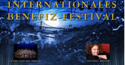 Internationales Benefiz-Festival