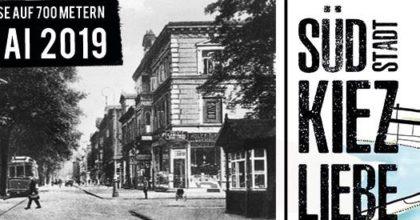 Südstadtkiez:Liebe – Ein Stück Geschichte unter Nachbarn
