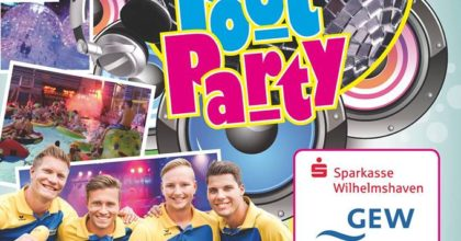 Disco Pool Party – Tickets gewinnen