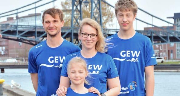 Sport als Familienzeit