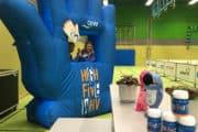 Sportbox für die Grundschule Wiesenhof