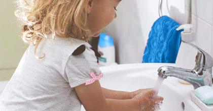 Wasser bringt Schutz – Wasser heißt Hygiene