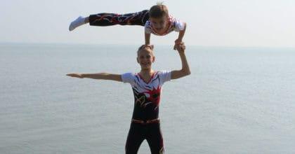 Akrobaten: Letzte Woche vor den Deutschen Meisterschaften