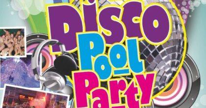 Disco Pool Party im Nautimo: Karten gewinnen